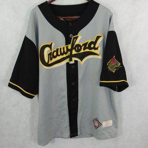 NLBM Pittsburgh Crawfords Baseball Jersey Mens 3XL